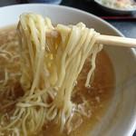香港料理 吉祥華 - 麺 (ふかひれ麺)