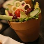 ユルリ - 野菜の植木鉢