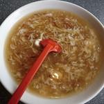 香港料理 吉祥華 - ふかひれ麺