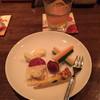 ペーパームーン - 料理写真:山崎12年とお通し?です。