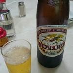 57195286 - やっぱりビール(笑)                       ラガーの大瓶