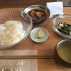 Teshimanomado - 料理写真:とり南蛮そうめん定食