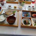 オーベルジュ湯楽 - 料理写真:朝食