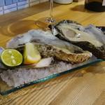 レザングリル - 生牡蠣2種