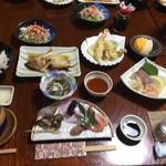 民宿 山下 - 料理写真:
