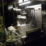 ツクシ - 厨房