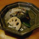くさび - 焼き魚
