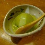 くさび - 抹茶アイスクリーム