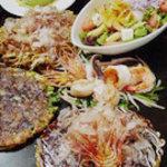 千房 - 満腹宴会コースのイメージ写真です!! 割引対象外商品