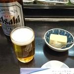 幸甚寿司 - 2000円コースの蟹味噌豆腐