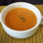 ワンシーン - ランチのスープ
