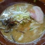 富良野とみ川 - 味噌(750円)