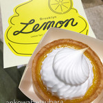 ブルックリンレモン - レモンタルティ 280円