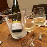 イタリアン アンド ワイン チャコール - 今回のワイン
