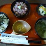 漁師の店 こだわり - 鰤のたたき丼(1000円)