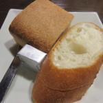 ビストロ オラゲ - パン