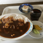 こだま食堂 - カレーライス