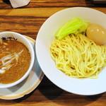 57208959 - 濃厚煮干しつけ麺(並)