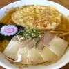 大来軒 - 料理写真:天ぷら肉入り中華 600円