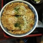 車屋 - ミニカツ丼
