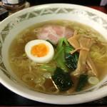 にしむら - ラーメン(塩)