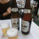 たきの - ビール(430円)