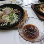 たきの - オイル焼き(430円)