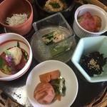 松濤館 - 朝食のおかず