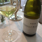 オーベルジュ・オー・ミラドー - ペアリング ワイン (2016.10)
