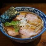 めん処 樹 - 料理写真:醤油チャーシュー麺