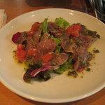5722441 - 前菜:ハマチのカルパッチョ