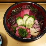 丸長寿司 - ひがしもの丼