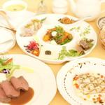 レストラン アオヤマ - 誕生日、記念日に。「バランスコース」