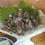 57227726 - 秋刀魚のたたき