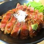 57227745 - ステーキ丼