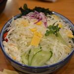 かつ心 - サラダ