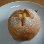 KOUB - チーズプチセーグル(170円)