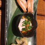 和醸良酒 - 鮭白子3種