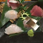 和醸良酒 - 地魚刺身盛り合わせ