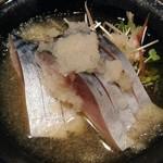 町衆料理 京もん - 生寿司 2016/9/14(水)