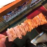 肉工房まるよし - 豚バラ80円