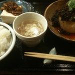 酒中花 空心  - 大根肉味噌のせ?(ランチ)