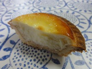 ベイク チーズ タルト ららぽーと海老名 - チーズムースはフワッと。タルトクッキーはカリッと。