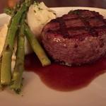 Alfredo's Tuscan Steakhouse - TENDERLOIN 8oz $45