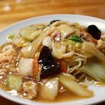 中国四川料理 太陽 - 五目焼きそば