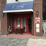 BISTRO L'Assiette - 店頭