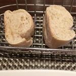 BISTRO L'Assiette - パン