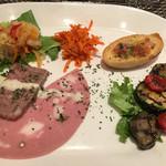 BISTRO L'Assiette - 前菜☆