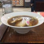 らーめん大将 - 煮干しラーメン ¥780- (2016.1011)