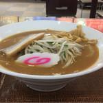 らーめん大将 - 大将ラーメン 味噌味 ¥800- (2016.9.29)